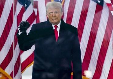 Donald Trump o szturmie na Kapitol: Jestem oburzony przemocą, bezprawiem i chaosem
