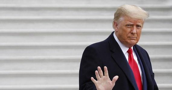 To wyłamanie się ze starej tradycji: urzędujący prezydent Stanów Zjednoczonych Donald Trump oświadczył na Twitterze, że nie weźmie udziału w zaprzysiężeniu swojego następcy, prezydenta elekta Joe Bidena. Ceremonia ma się odbyć 20 stycznia.