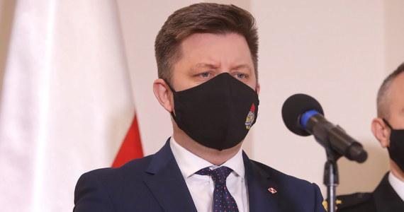 W piątek 15 stycznia rozpoczną się zapisy na szczepienie przeciw Covid-19 osób powyżej 70 lat - poinformował szef kancelarii premiera Michał Dworczyk.