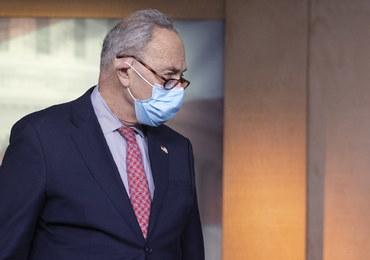 Szef demokratów w Senacie: Wciąż wysokie zagrożenie ze strony ekstremistów