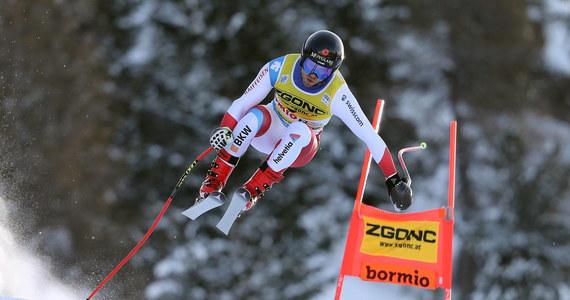 Szósty w klasyfikacji generalnej alpejskiego Pucharu Świata Mauro Caviezel doznał wstrząsu mózgu i naderwał więzadła w lewym kolanie podczas wypadku na treningu w Garmisch-Partenkirchen. Szwajcarski narciarz ma nadzieję, że uda mu się jeszcze w tym sezonie wrócić do rywalizacji.