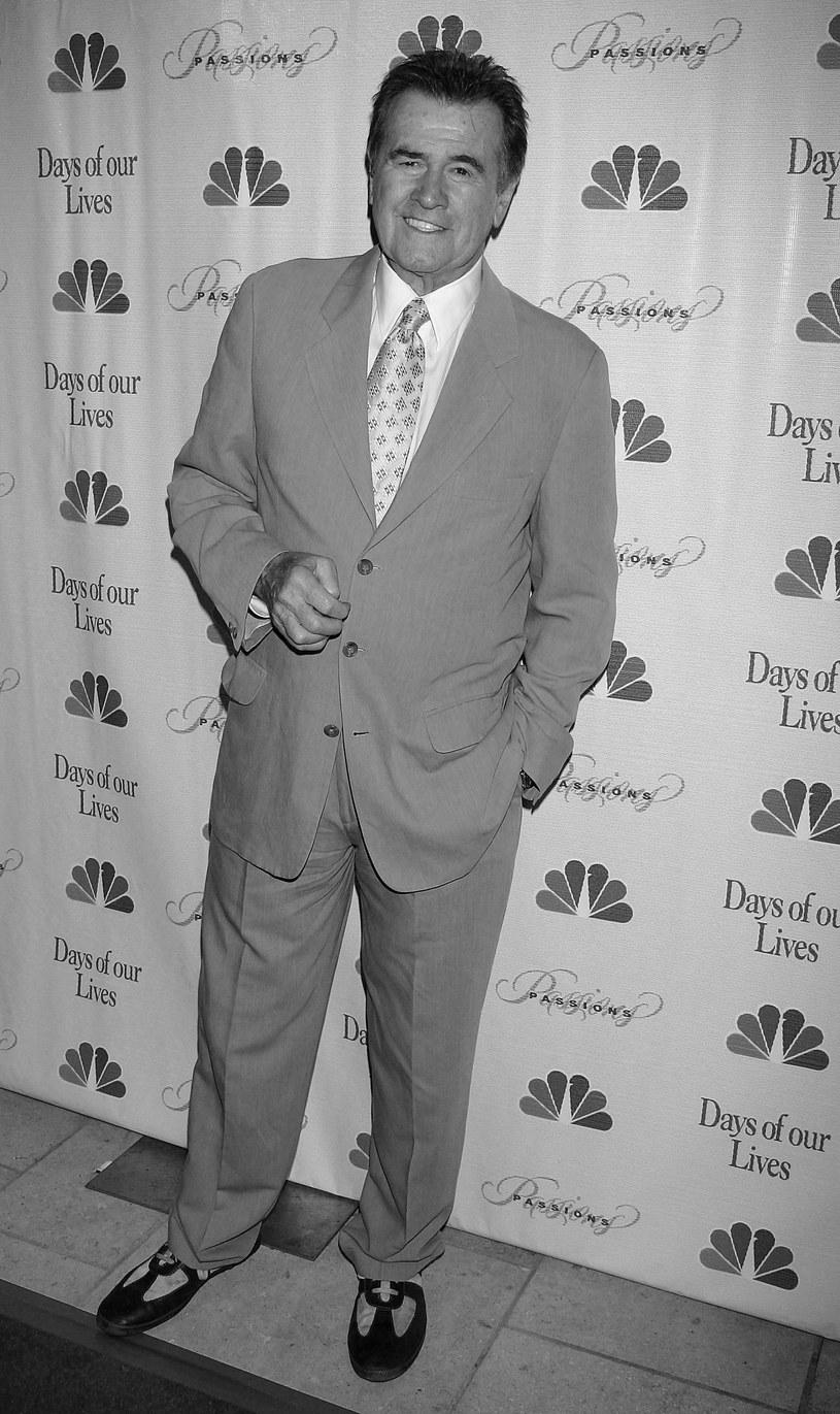 """Nie żyje gwiazda oper mydlanych John Reilly. Aktor zyskał międzynarodową sławę dzięki roli m.in w serialu """"General Hospital""""."""