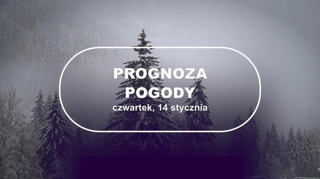 We czwartek, 14 stycznia, w całym kraju mroźno, wszędzie też spadnie śnieg. Za dnia temperatury będą dochodzić do -5°C, szczególnie północno-wschodnie krańce Polski odczują atak zimy.
