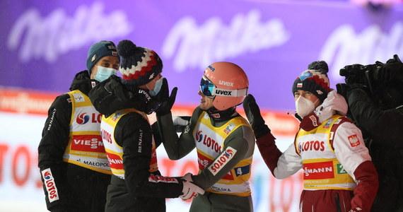 Dziś w Zakopanem indywidualna rywalizacja w Pucharze Świata w skokach narciarskich. W stawce zawodników, którzy powinni liczyć się w walce o podium są Kamil Stoch i Dawid Kubacki.