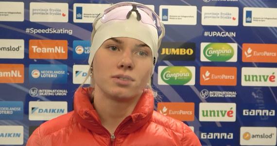 Łyżwiarstwo szybkie. Karolina Bosiek i Artur Nogal podsumowują mistrzostwa Europy. Wideo