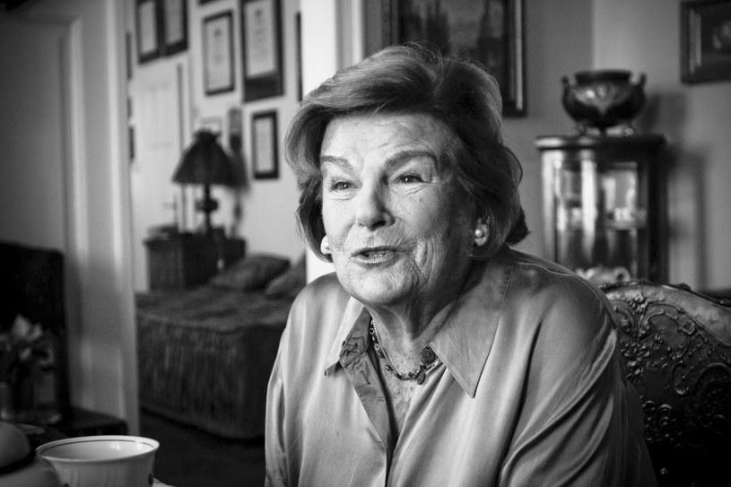 W wieku 96 lat zmarła Maria Koterbska, dama polskiej piosenki. Informację o jej śmierci przekazał późnym wieczorem prezydent Bielska-Białej Jarosław Klimaszewski.