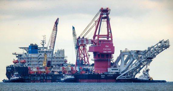 Pracująca przy budowie Nord Stream 2 barka do układania rur Fortuna i jej armator, rosyjska spółka KVT-RUS, zostały we wtorek objęte amerykańskimi sankcjami - ogłosiło we wtorek ministerstwo finansów USA.