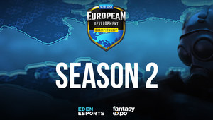 Nadchodzi European Development Championship Season 2