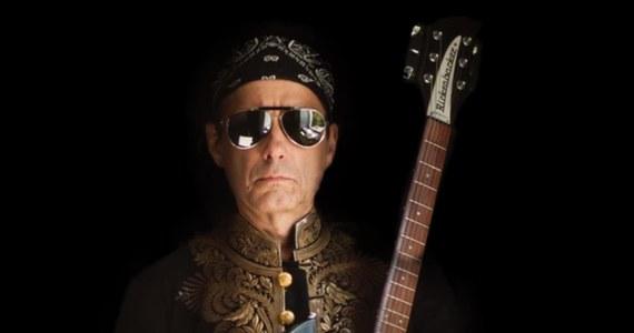 """W wieku 66 lat zmarł Andrzej """"Pudel"""" Bieniasz  - lider zespołu Pudelsi. Muzyk zmagał się z chorobą nowotworową."""