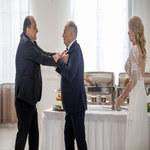 Karol Strasburger: Serialowy ślub