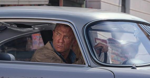 """To już oficjalne - premiera 25. filmu z serii o przygodach Jamesa Bonda została kolejny raz przesunięta. """"Nie czas umierać"""" ma trafić do kin 8 października 2021 r."""