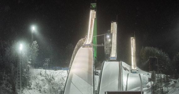 Wiatr pokrzyżował plany skoczków narciarskich w fińskim Lahti. Z powodu jego silnych podmuchów odwołano zaplanowane na dziś kwalifikacje. Wcześniej przesuwano również serie treningowe.
