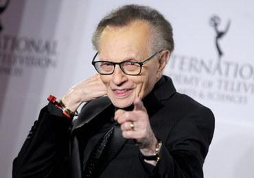 Larry King nie żyje. Nestor amerykańskiego dziennikarstwa zmarł w wieku 87 lat