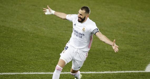Deportivo Alaves - Real Madryt 1-4 w meczu 20. kolejki Primera Division