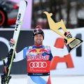 Alpejski PŚ. Beat Feuz ponownie wygrał zjazd w Kitzbuehel