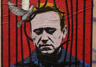 Rewizja w mieszkaniu Aleksieja Nawalnego w Moskwie