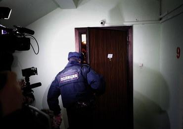 Rewizja w mieszkaniu Aleksieja Nawalnego. Policja zabrała jego brata