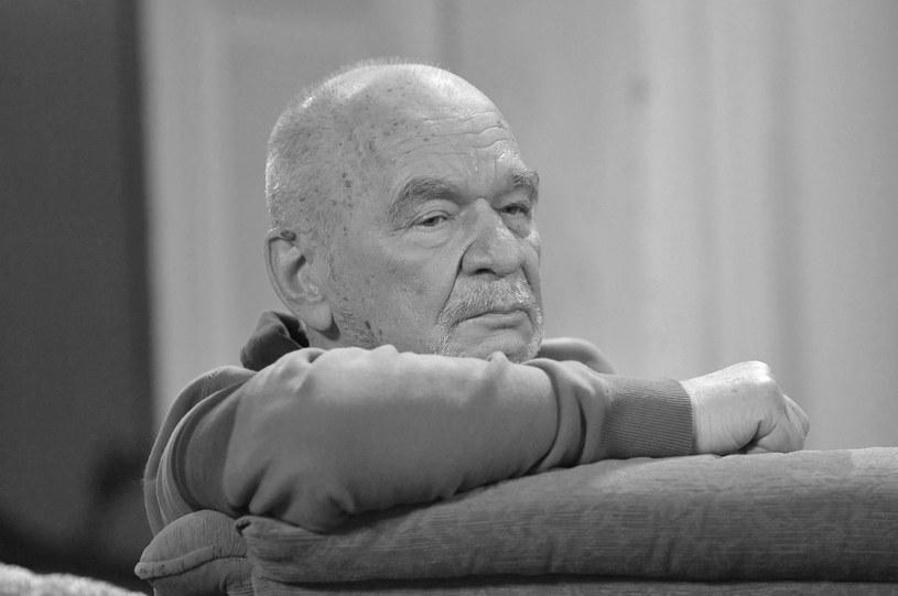 Nie żyje Ryszard Kotys. Aktor filmowy i teatralny, reżyser oraz scenarzysta miał 88 lat.