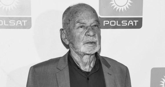 """Nie żyje Ryszard Kotys, aktor filmowy i teatralny, znany m.in. w roli Mariana Paździocha w serialu """"Świat według Kiepskich"""". Miał 88 lat."""
