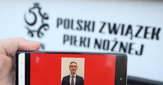 W Warszawie nowy selekcjoner piłkarskiej reprezentacji polski Paulo Sousa spotkał się z dziennikarzami. Portugalski szkoleniowiec jest w Polsce od dwóch dni. NA RMF24 możecie zobaczyć konferencję na żywo.