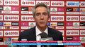 Reprezentacja Polski. Paulo Sousa porównuje Roberta Lewandowskiego i Cristiana Ronaldo (POLSAT SPORT). Wideo