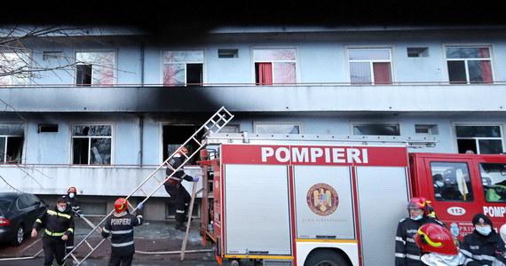 Co najmniej cztery osoby zginęły w pożarze, który wybuchł w szpitalu Narodowego Instytutu Chorób Zakaźnych im. Matei Balsa w Bukareszcie. 102 pacjentów musiało zostać ewakuowanych. Wszystkie ofiary śmiertelne to pacjenci z Covid-19.