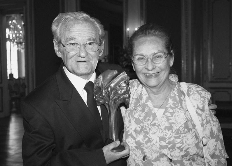 Zmarła Aniela Świderska, aktorka teatralna, filmowa i serialowa. Wdowa po Bronisławie Pawliku miała 95 lat.