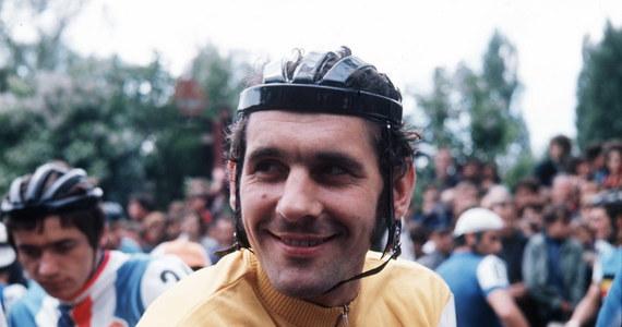 W wieku 75 lat zmarł Ryszard Szurkowski, najbardziej utytułowany polski kolarz w historii. O jego śmierci Polską Agencję Prasową poinformowała żona sportowca Iwona Arkuszewska-Szurkowska.