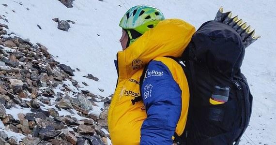 Magdalena Gorzkowska wróciła z obozu I do bazy pod szczytem K2 (8611 m) w Karakorum - przekazał na Facebooku kierownik ekspedycji komercyjnej Seven Summit Treks Chhang Dawa Sherpa. K2 to ostatni ośmiotysięcznik zdobyty zimą. Razem z Gorzkowską zawrócił wspinający się filmowiec Oswald Rodrigo Pereira oraz pięciu innych himalaistów.