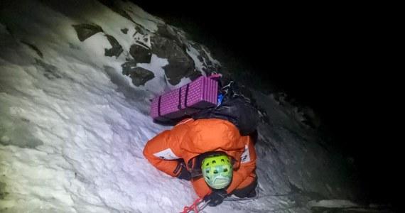 Magdalena Gorzkowska została ewakuowana helikopterem z bazy pod K2 (8611 m) do szpitala w Skardu z powodu poważnego zatrucia pokarmowego. To koniec wyprawy dla Polki.