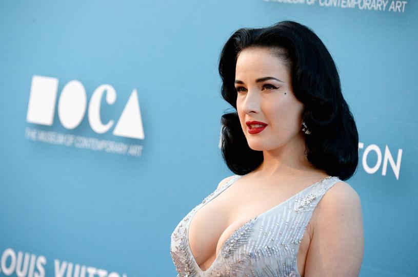 Burza wokół Marilyna Mansona wydaje się dopiero rozkręcać. Kolejną osobą, która zabrała głos w głośnej aferze jest Dita Von Teese, była żona wokalisty.