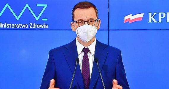 Ważne zmiany dotyczące obostrzeń koronawirusowych ogłosił dziś premier Mateusz Morawiecki. Od połowy lutego otwarte będą instytucje kultury. Dozwolona będzie też aktywność sportowa na terenach otwartych.