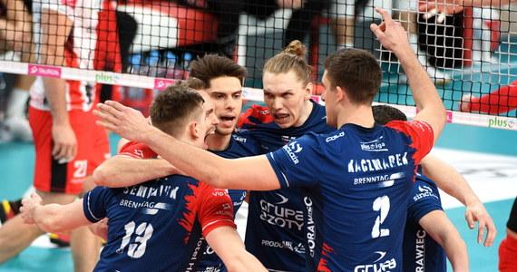 Turniej finałowy Pucharu Polski siatkarzy w Krakowie