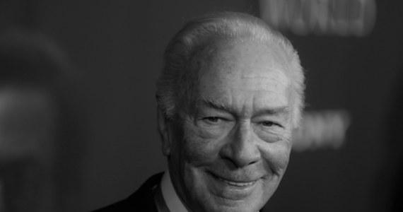 Nie żyje Christopher Plummer. Kanadyjski aktor był najstarszym laureatem Nagrody Akademii Filmowej w historii. Zmarł w wieku 91 lat.