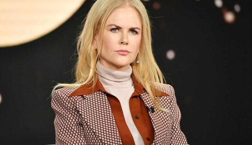 """""""Chcecie dojść do siebie. Chcecie się uleczyć. Oddajcie mi się w całości"""" - zachęca postać grana przez Nicole Kidman w pierwszym zwiastunie serialu platformy streamingowej Hulu """"Nine Perfect Strangers""""."""