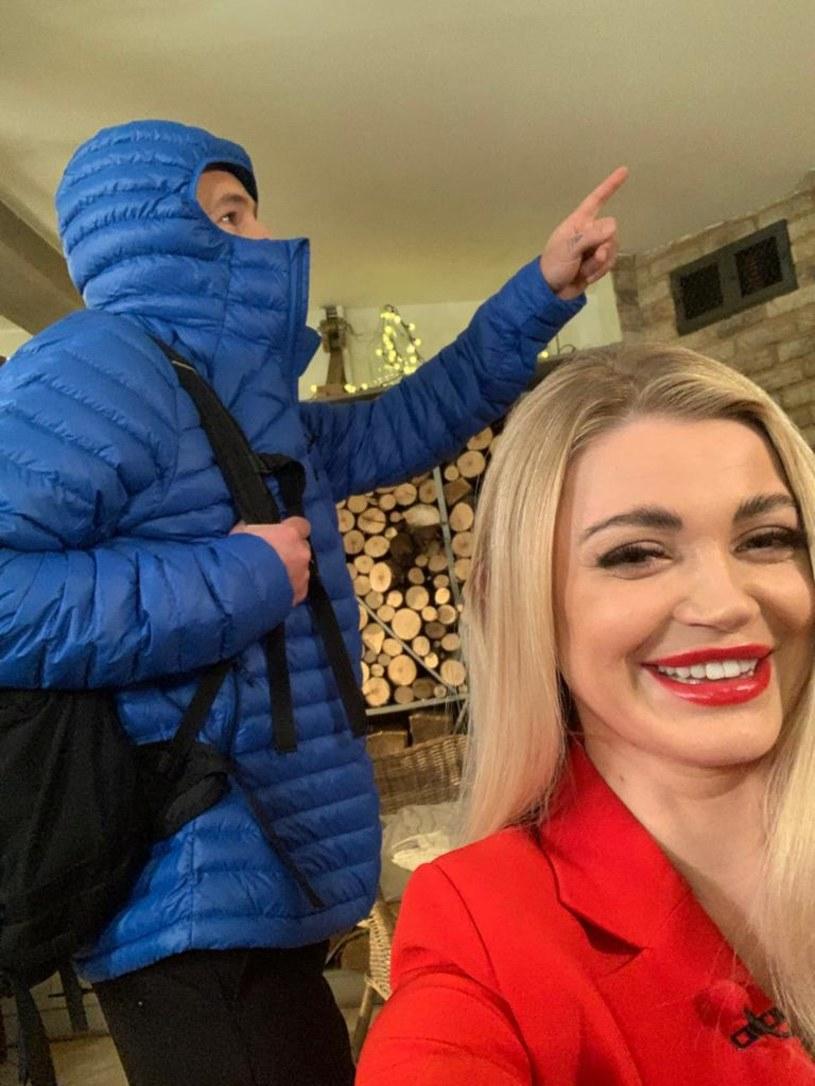 To będzie mocne wejście w walentynkowy weekend. Gwiazda memów i bokser Marcin Najman spotka się z Edytą Folwarską na romantycznej kolacji?