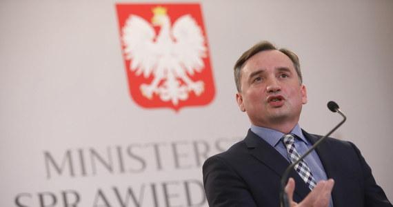 """""""Chciałbym zaapelować o przyspieszenie prac nad ustawą o wolności słowa w internecie; ta ustawa powinna być pilnie procedowana"""" - powiedział we wtorek minister sprawiedliwości Zbigniew Ziobro."""