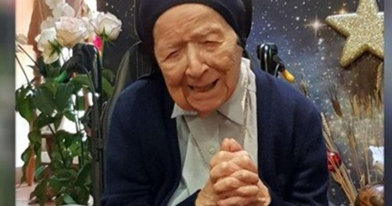 Lucile Randon, 116-letnia francuska zakonnica i najstarsza osoba w Europie, wyzdrowiała po zakażeniu koronawirusem i czuje się dobrze. Taką informację przekazał dom spokojnej starości, w którym mieszka seniorka.