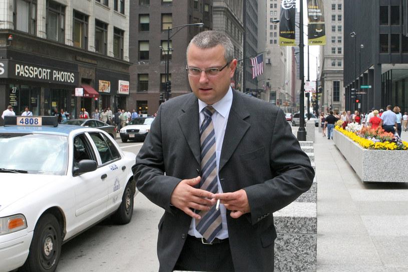 """Marcin Wrona, dziennikarz TVN, reporter i korespondent """"Faktów"""" w Stanach Zjednoczonych, trafił do szpitala. Co się stało?"""
