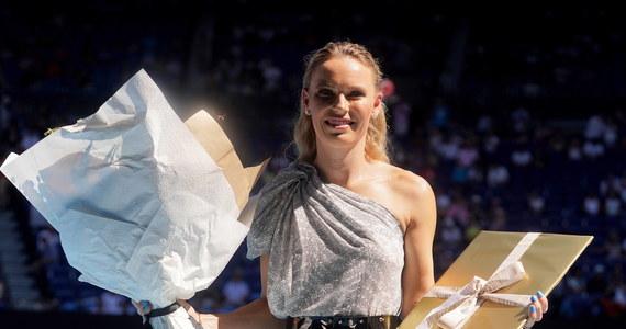 """Caroline Wozniacki, była liderka rankingu tenisistek, ogłosiła, że jest w ciąży. """"Nie możemy się doczekać czerwca, kiedy spotkamy się z naszą małą córeczką"""" - napisała w mediach społecznościowych Dunka polskiego pochodzenia. Jej mężem jest były koszykarz ligi NBA David Lee."""