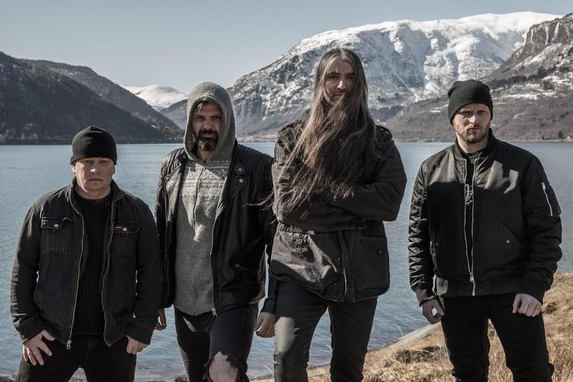 Black'n'rollowa brygada Vreid z Norwegii opublikuje pod koniec kwietnia nowy longplay.