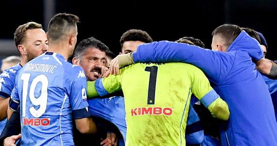 Piłkarze Napoli, z grającym do 64. minuty Piotrem Zielińskim, pokonali u siebie broniący tytułu Juventus Turyn 1:0 (1:0) w szlagierze 22. kolejki włoskiej ekstraklasy. W bramce gości wystąpił Wojciech Szczęsny.