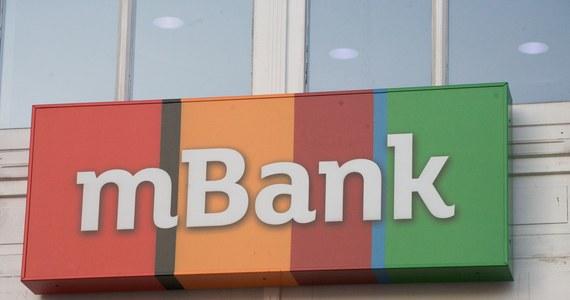 mBank poinformował, że rozpoczął zwracanie klientom podwójnie zaksięgowanych płatności kartami. Awaria została usunięta w nocy.