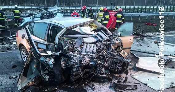 Jazda pod prąd prawdopodobną przyczyną wczorajszego śmiertelnego wypadku na drodze ekspresowej S3 na Dolnym Śląsku. Tak wynika ze wstępnych ustaleń policji.