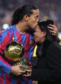Dona Miguelina nie żyje. Matka Ronaldinho zmarła na koronawirusa