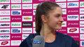 Tauron Puchar Polski:Martyna Grajber: Mam nadzieję, że premia za Puchar Polski wystarczy na operację nosa (POLSAT SPORT). Wideo