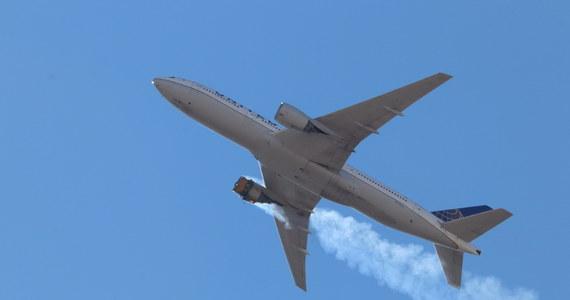 Zdolność do lotów samolotów typu Boeing 777 zostanie zbadana w trybie pilnym – poinformowała Federalna Administracja Lotnictwa (FAA). Decyzję wydano po awarii jednego z silników samolocie tego typu wkrótce po starcie z lotniska w Denver.