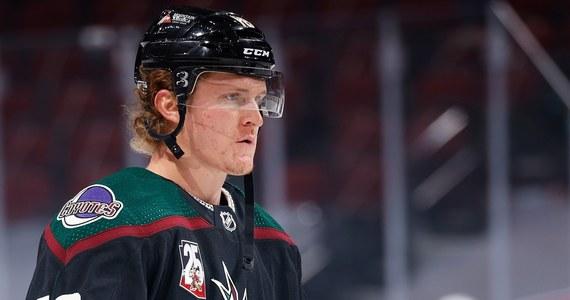 NHL. Coyotes odrobili trzybramkową stratę w meczu z Ducks