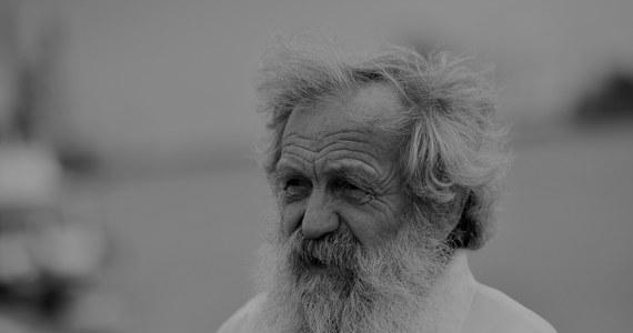 Nie żyje wielki kajakarz i podróżnik Aleksander Doba, który jako pierwszy w historii przepłynął samotnie Atlantyk kajakiem z kontynentu na kontynent. Miał 74 lata.