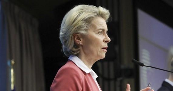 Dotychczas co najmniej jedną dawkę szczepionki przeciw Covid-19 otrzymało ponad 29 mln osób w UE, czyli około 8 proc. dorosłej populacji - poinformowała w czwartek przewodnicząca Komisji Europejskiej Ursula von der Leyen.